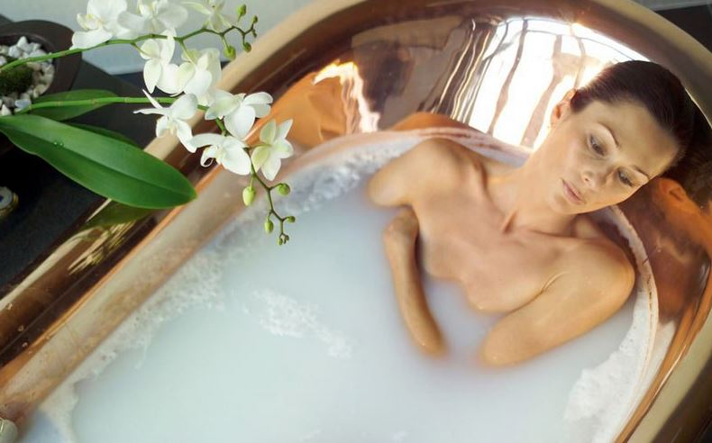 Рисовая ванна
