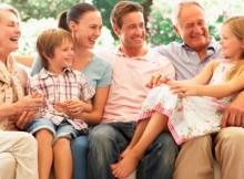 Роль общения в семье