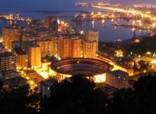 Памятная поездка в город Малага, Испания