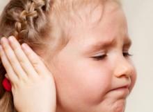 Симптомы и лечение среднего отита у детей