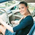 Что должно быть в машине у девушки?