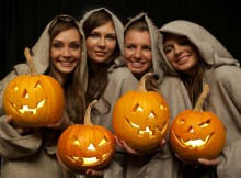 Как приготовиться к хеллоуину?